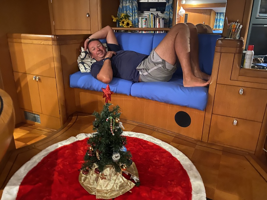 8 Reasons Why Christmas Is Better Spent On Your Sailboat