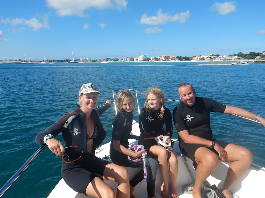 The Life Of A Sailing Family