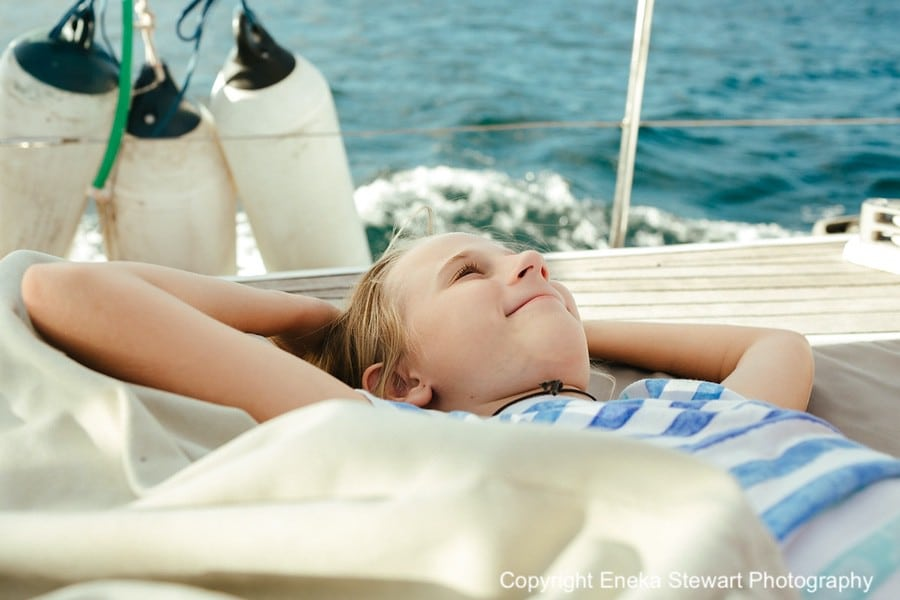 Becoming a live aboard sailing cruiser