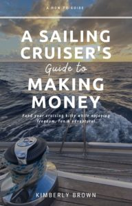 A sailing cruisers guide cover