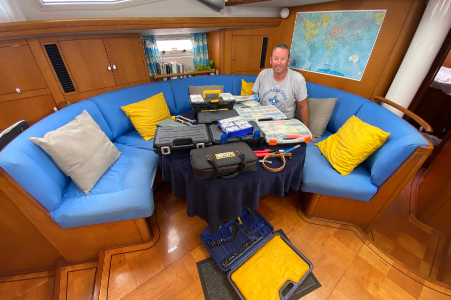What Tools To Have On My Boat