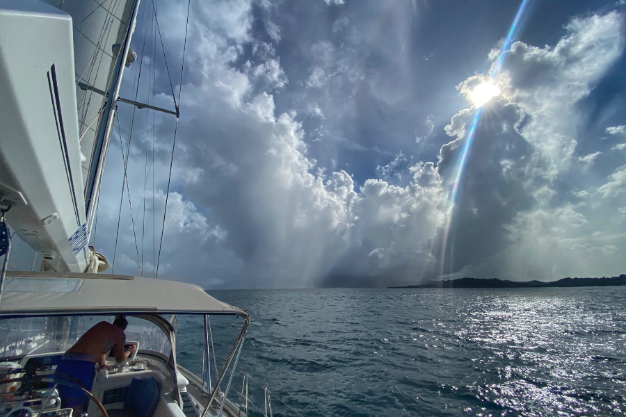 Life of a Sailing Cruiser During Covid